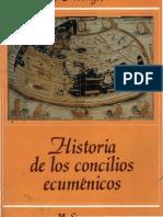 Alberigo, Giuseppe - Historia de Los Concilios Ecumenicos