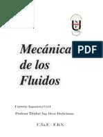 Mecánica de los Fluidos - Teoria