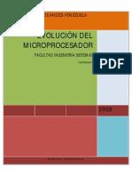 5_.La Evolución del Microprocesador
