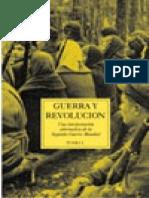 69000133 Bronstein L D Trotsky Et Al Guerra y Revolucion Interpretacion de La II GM Tomo 1 2004