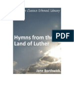Hymns From the Land of Luther