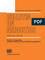Bulletin of Narcotics 1,2-2001