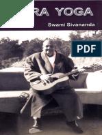 Svara Yoga 2nd Edition by Swami Sivananda