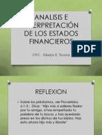 Introducción a los Estados Financieros