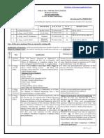 Recruitment Advt Non Exe Posts Haldia Refinery 16 July 2013
