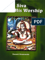 Lord Siva and His Worship by Swami Sivananda