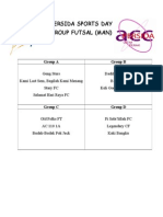 Futsal Group Man_Persida Sports Day