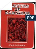Beauties of Ramayana by Swami Sivananda