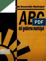 A b c Del Gobierno Municipal