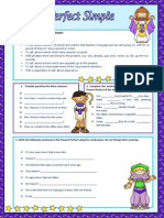 Present Perfect Simple 2