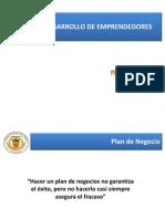Plan de Negocio Emprendedor