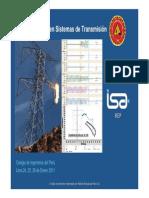 CIP Analisis de Falla Sistema de Transmision 26 Enero 2011