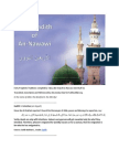 Forty Hadith on Imam an-Nawawi Arabic and English PDF