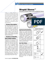 Wrapid Sleeve PDS