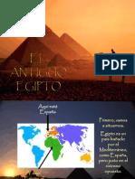 Antiguo Egipto Power Point