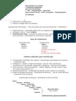 Aula Micologia Categorias Taxonômicas - 2007.1 pdf