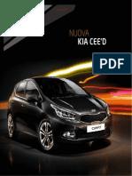 Brochure New Ceed 2012