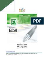 Apostila Excel Avancado 2007