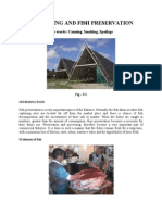Processing and Fish Preservation