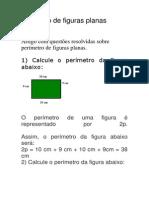 39,40,41 perímetro de figuras planas questões