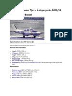 Aeronaves - 2013