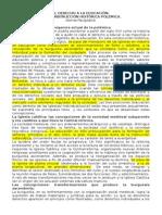 El Derecho a La Educacion Paviglianiti