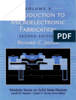 Introduction.to.Microelectronic.fabrication R.C.jaeger