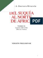 Enrique A. Guevara Rivarola-Del Suquía Al Norte De África-Tomo 2-