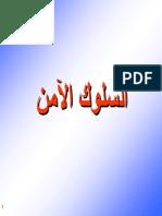 Behavioural Safety Arabic