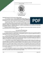 Jurisprudencia de la Sala Constitucional Interpretacion del Articulo 77 de la CRBV