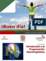 Conferencia PNL 2012