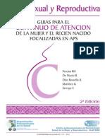 Atención de la mujer y RN, URUGUAY 2010