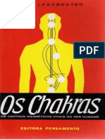 Os Chakras - C.W. Leadbeater