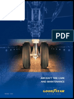 Aircraft Tire Care and Maintenance - GoodYear