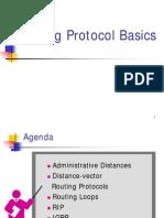 5 - Routing Protocol Basics