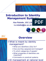 Introduction to IdMs-Ppt