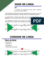Presentacion Upt Codigos de Linea