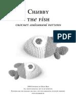 Chubby Fish Amigurumi Pattern