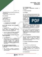 1ªFASE ESTATUTO E ÉTICA AULA 01 - MATERIAL COMPLEMENTAR 01 - PAULO MACHADO