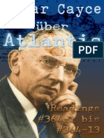 Edgar Cayce Uber Atlantis Readings