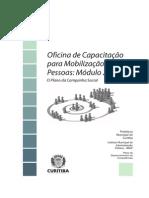 Oficina de Capacitacao Para Mobilizacao de Pessoas Modulo2