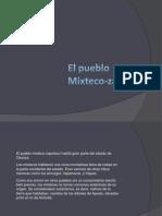 El Pueblo Mixteco-zapoteco