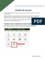 D-Web Avanzado con Jmla-mod2-Qué son los niveles de acceso