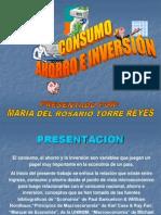 Consumo_ahorro e Inversion