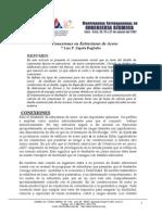 conecciones en estructuras metalicas LUIS ZAPATA BAGLIETTO.pdf