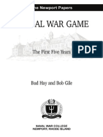 Global War Game - First Five Years - Bud Hay