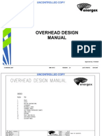 overhead design manual