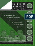 Winning Poker Tournaments - One Hand at a Time Vol.2 by Eric Lynch, Jon Van Fleet and Jon Turner