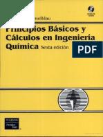 Principios Basicos en Calculos de Ingenieria