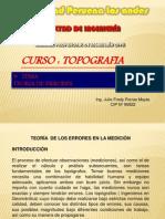Topo Errores Clase III